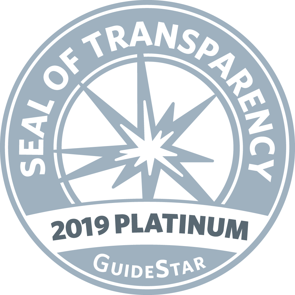 2019 Platinum Seal of Transparency